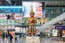 Тайский аэропорт лидирует в международном рейтинге