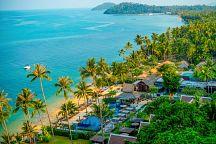 Роскошный отель на острове Самуи признан лучшим в международном рейтинге