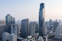 Завершено строительство самого высокого небоскреба в Таиланде
