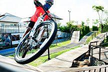 Peppermint Bike Park — велопарк для экстремального отдыха