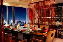 Saffron Sky Garden — роскошный ужин под небом Бангкока
