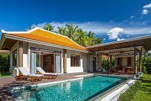 Новые виллы в отеле Santiburi Beach Resort & SPA