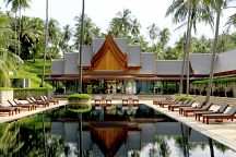 Реновация в отеле Amanpuri