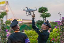 В национальных парках Таиланда запретили дроны
