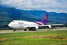 Thai Airways вошла в ТОП-10 лучших авиакомпаний мира