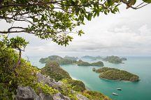 Шторм «Пабук» затронет юг Таиланда