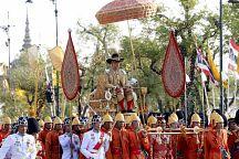 Прошла коронация Его Величества Короля Таиланда Рамы X