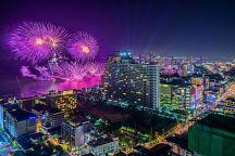 Международный фестиваль фейерверков пройдет в Паттайе