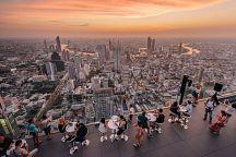 Самый высокий бар-ресторан Таиланда открылся в Бангкоке
