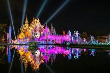Белый храм приглашает гостей на музыкальное шоу