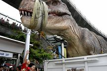 В Бангкоке откроется реалистичный парк динозавров