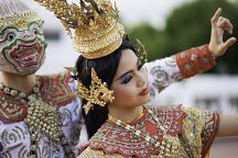Вечера тайской культуры в отеле Andara Resort & Villas 5*